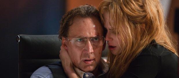 Nicolas Cage and Nicole Kidman