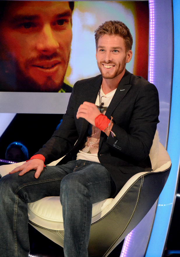 Aaron Allard-Morgan: Big Brother 2011 Winner
