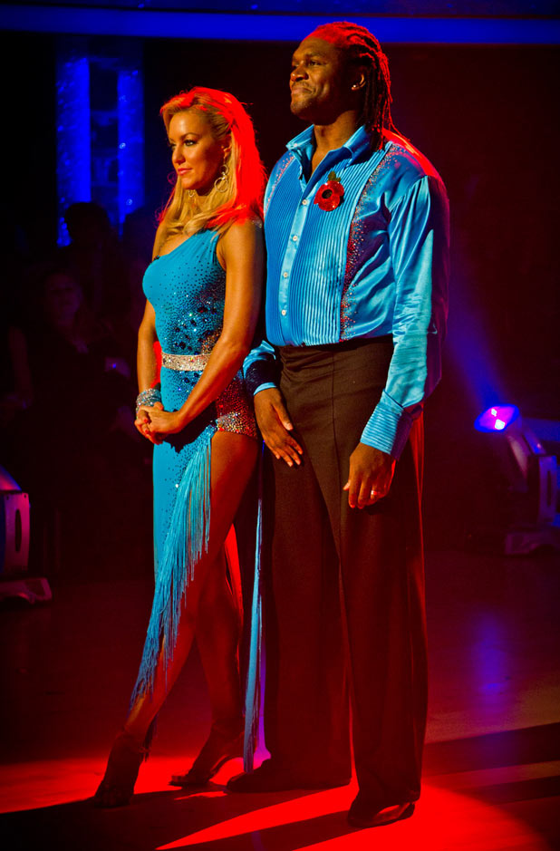 Audley and Natalie leave Strictly Come Dancing