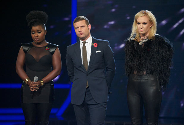 The X Factor 2011: Results Show 6
