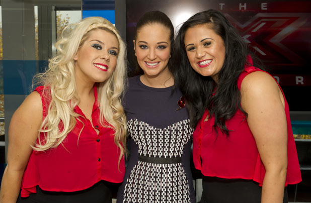X Factor Press conference gallery