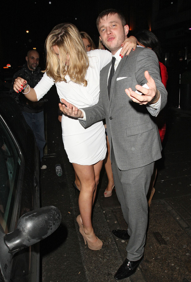 Plan B and Caggie Dunlop