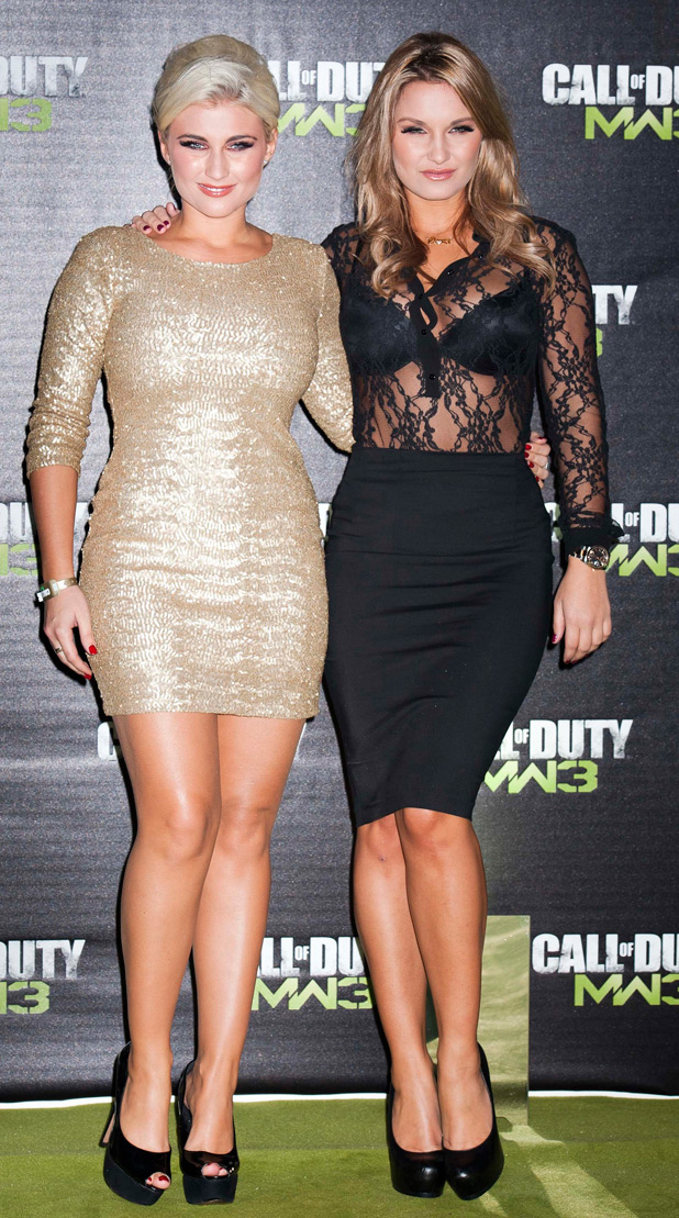 Billie and Sam Faiers