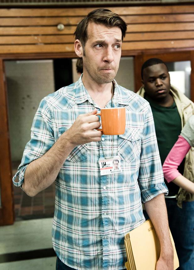 Shaun (Craig Parkinson)