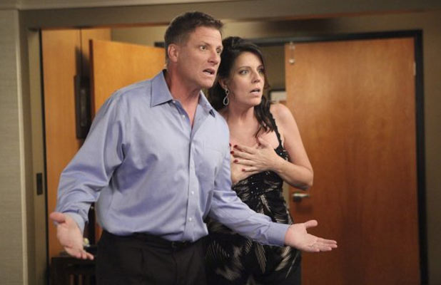 Tom Scavo and Jane angry