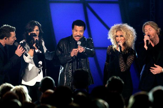 Lionel Richie joins Little Big Town