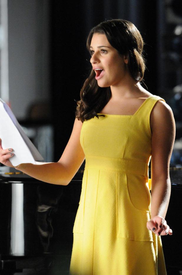 Rachel (Lea Michele)