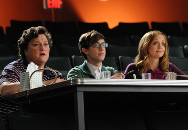 Coach Beiste, Artie and Emma