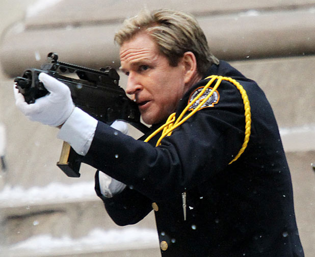 Matthew Modine as Nixon