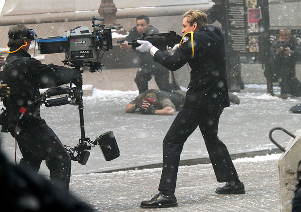 Matthew Modine shooting