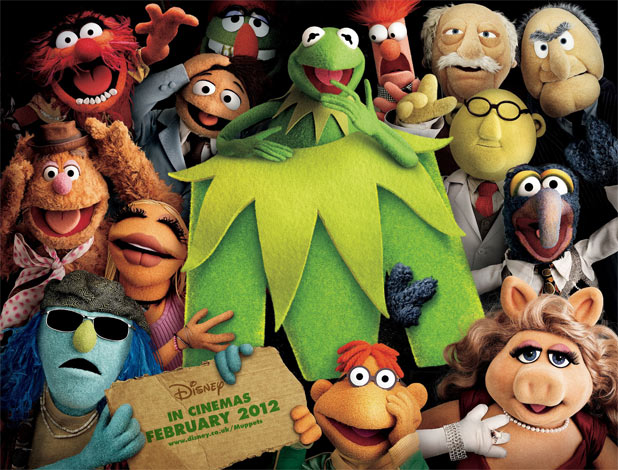 The Muppets Quad Poster