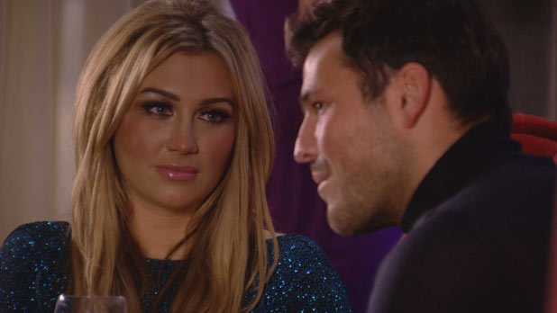 TOWIE S03E14: Lauren and Mark