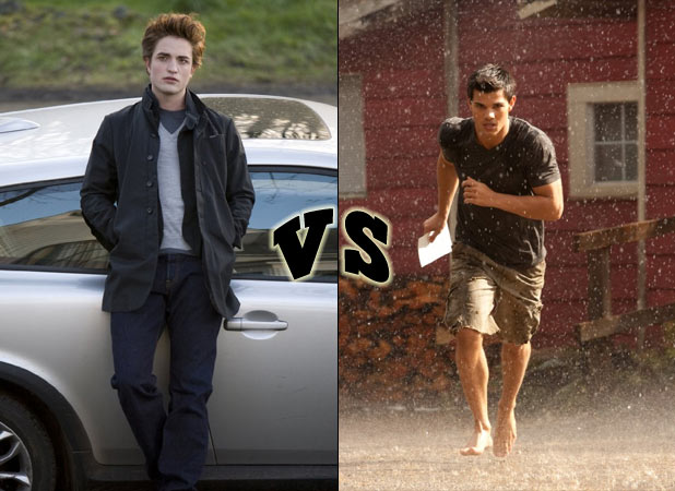 Twilight: Team Edward vs. Team Jacob