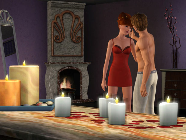 The Sims 3 Master Suite Stuff Pack
