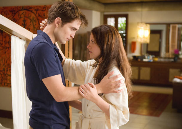 September 14: Twilight fever hits as the Breaking Dawn trailer arrives