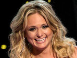 Miranda Lambert receives the 'Female Vocalist of the Year' accolade.