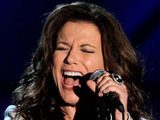 Martina McBride performing 'I'm Gonna Love You Through It'.