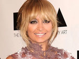 Nicole Richie arrives at the 2011 MOCA Gala