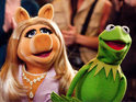 Kermit the Frog, Miss Piggy and Fozzie Bear take on the Gary Ross-helmed film.