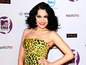 Jessie J says she wants to gain more weight in 2012.