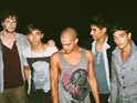 The boyband's latest single 'Chasing The Sun' tops the midweek chart.