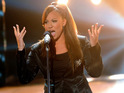 "X Factor's first winner Melanie Amaro describes Mariah Carey as her ""idol."