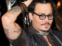 Depp will be the first male to receive a 'Fashion Icon' award from the CFDA.