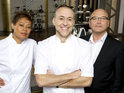 Michel Roux Jr and Monica Galetti talk about MasterChef: The Professionals.