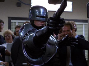 &#39;Robocop&#39; (1987)