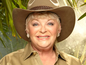 Crissy Rock in I&#39;m A Celebrity Get Me Out Of Here 2011