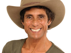 Fatima Whitbread in I'm A Celebrity Get Me Out Of Here 2011