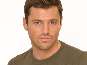 Mark Wright in I'm A Celebrity Get Me Out Of Here 2011