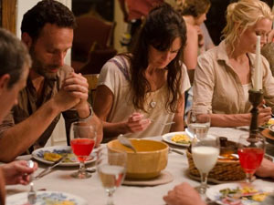Lori Grimes, Shane Walsh and Andrea
