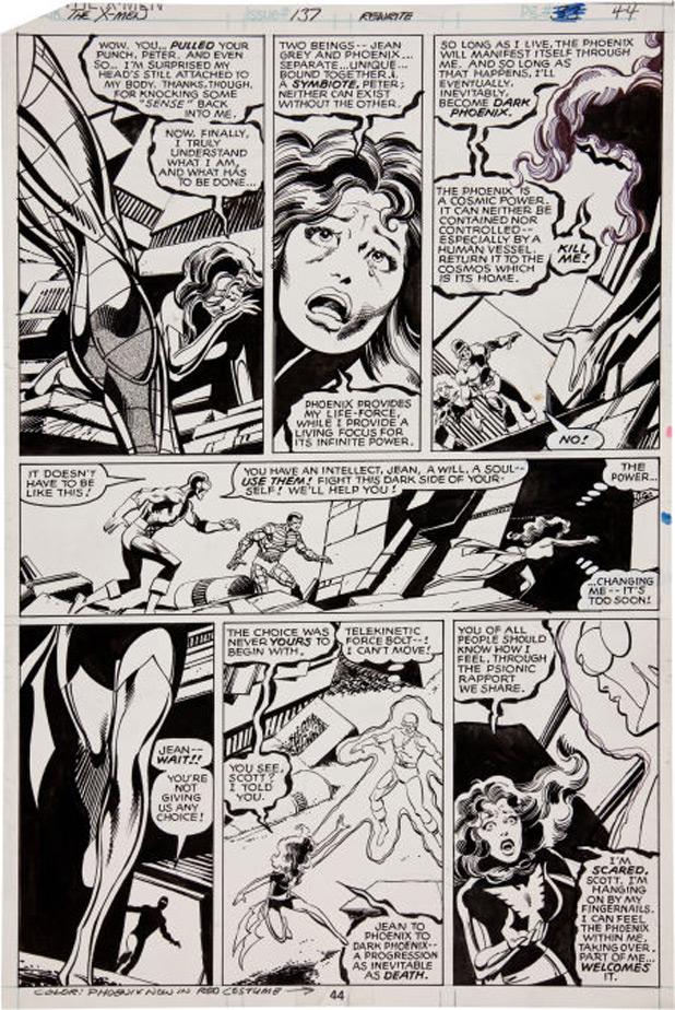 Uncanny X-Men Phoenix