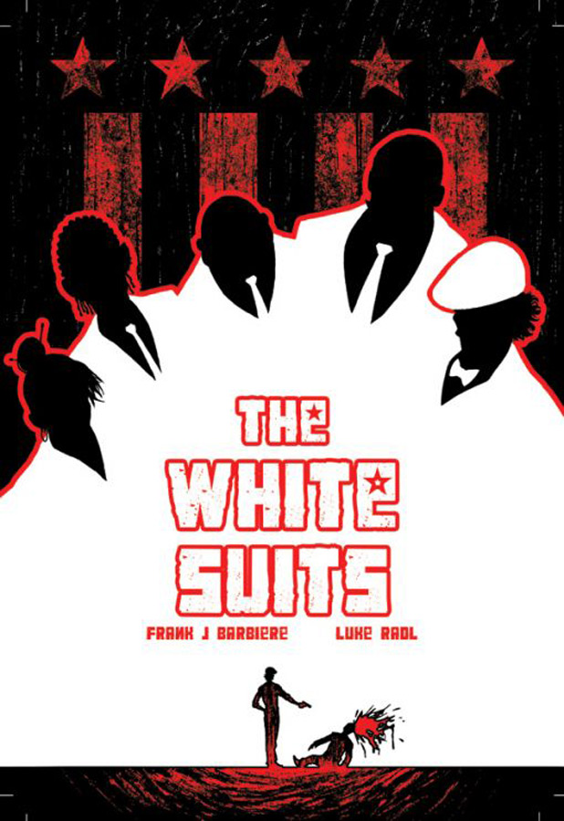 Dark Horse Presents The White Suits
