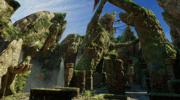 Uncharted 3 Flashback Map Pack #1