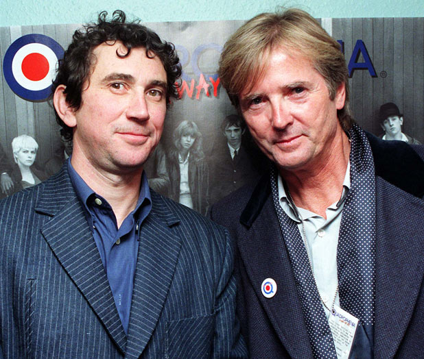 Phil Daniels and Franc Roddam