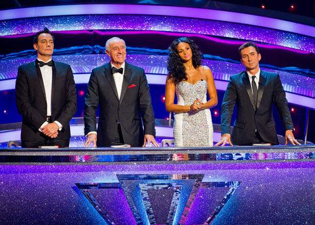 SCD: Results Show 8