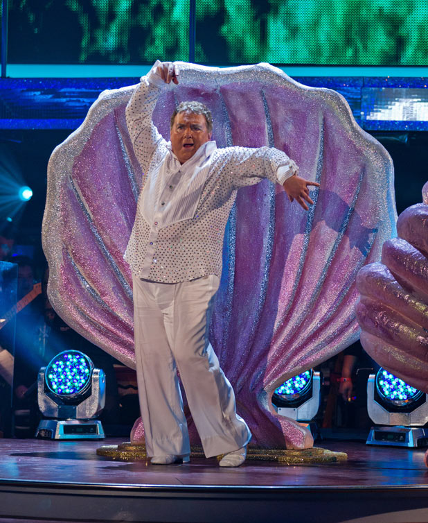 SCD: Russell Grants Best Bits