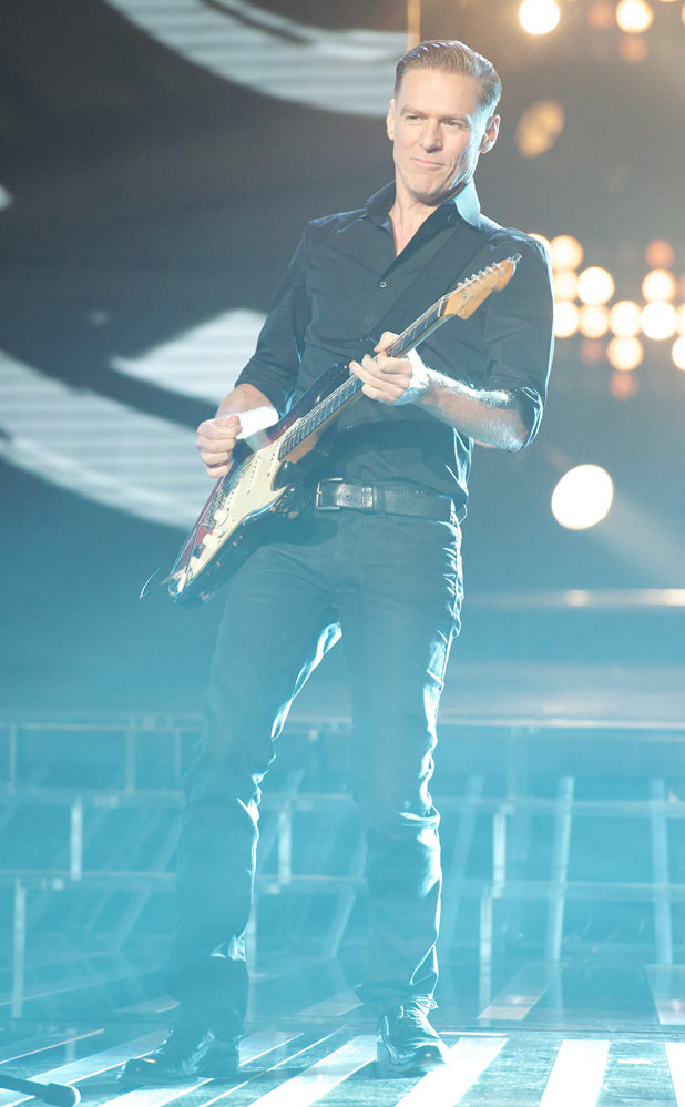 The X Factor: Bryan Adams