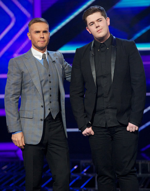 The X Factor: Gary and Craig
