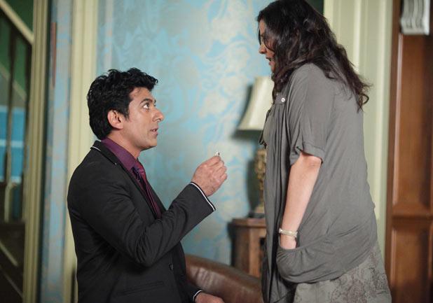 Yusef proposes Zainab