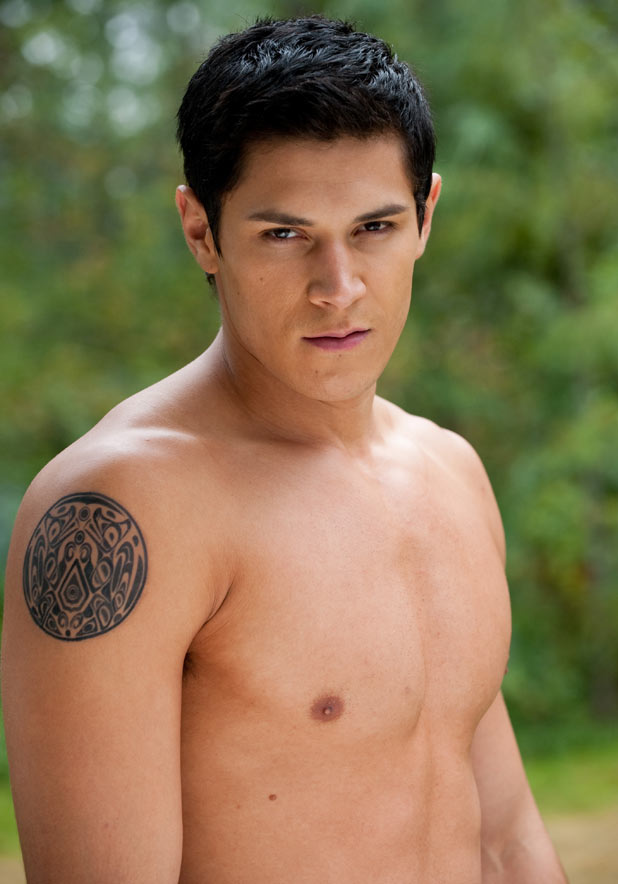 The Big One: Alex Meraz