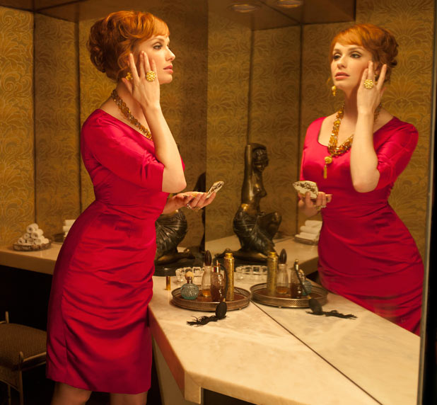 Mad Men: Joan Harris (Christina Hendricks)
