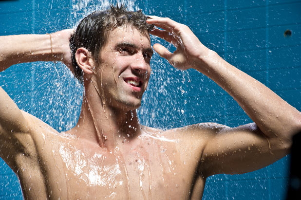 Michael Phelps: The new face of Head and Shoulders