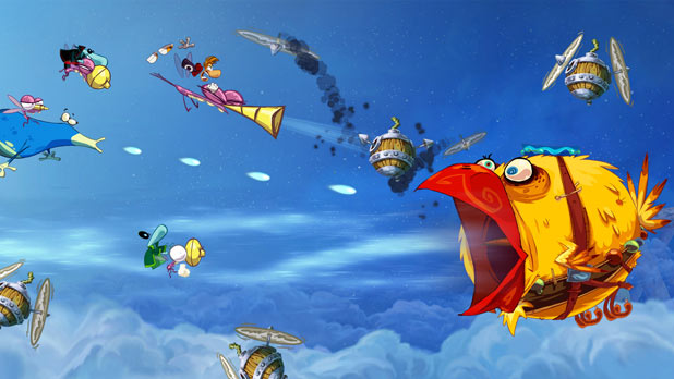 Review: Rayman Origins