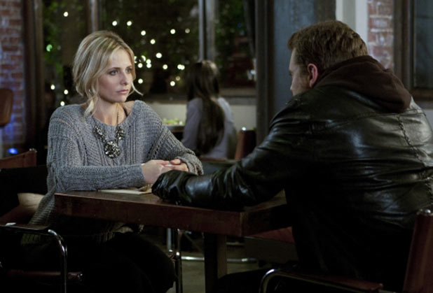 Sarah Michelle Gellar as Siobhan Martin/Bridget Kelly and Billy Miller as Charlie Young