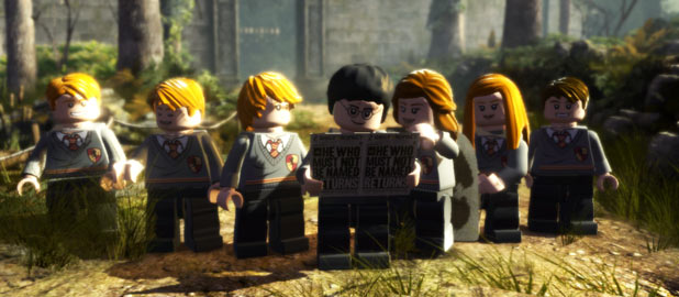 LEGO Harry Potter Years 5-7 (Warner Bros)