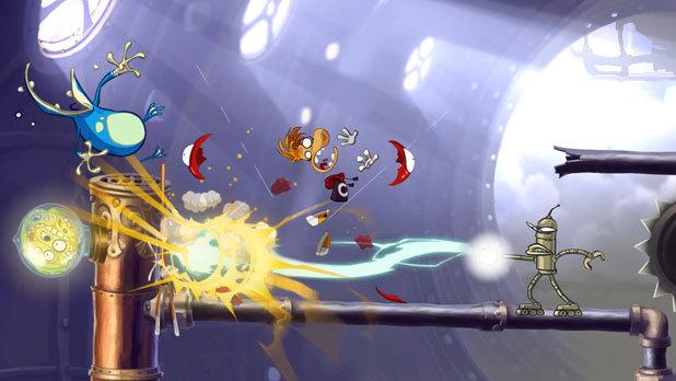 7. Rayman Origins
