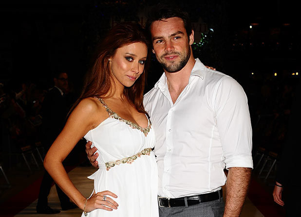 Twilight Breaking Dawn UK Premiere: Una Healy and Ben Foden